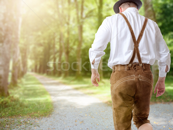 Bavarian tradition outdoor Stock photo © magann