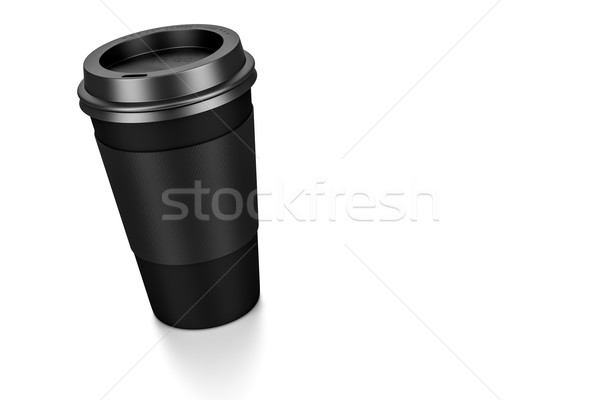coffee to go background Stock photo © magann