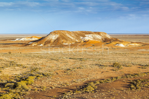 Breakaways Coober Pedy Stock photo © magann