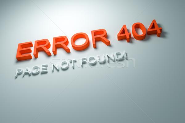エラー 404 画像 しない インターネット ストックフォト © magann
