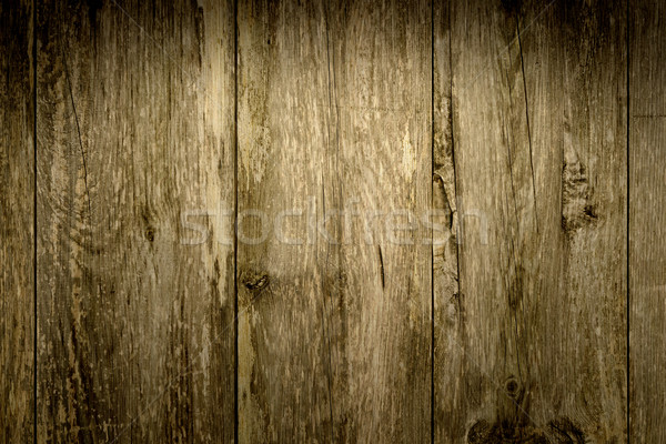 Stock photo: wood background grunge