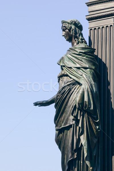 woman statue Stock photo © magann