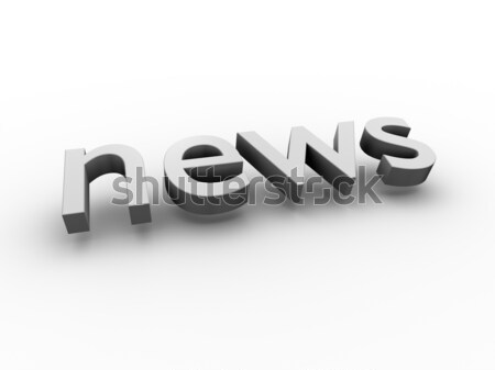news Stock photo © magann