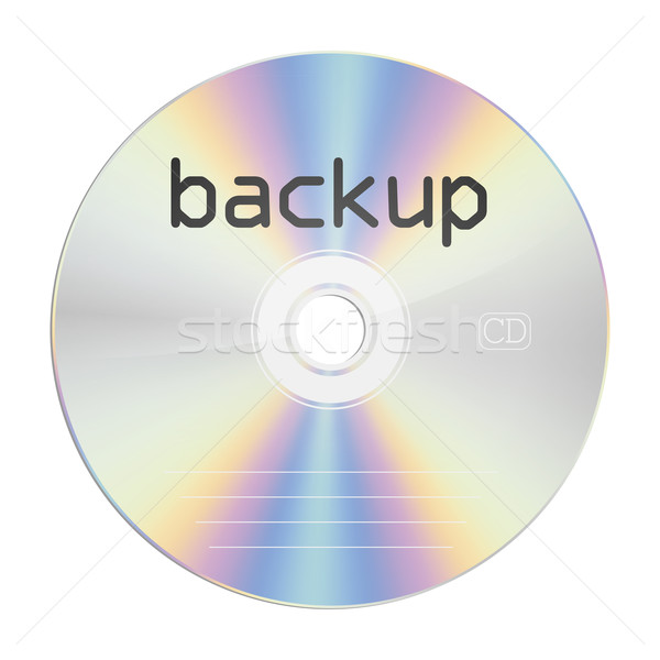 backup Stock photo © magann