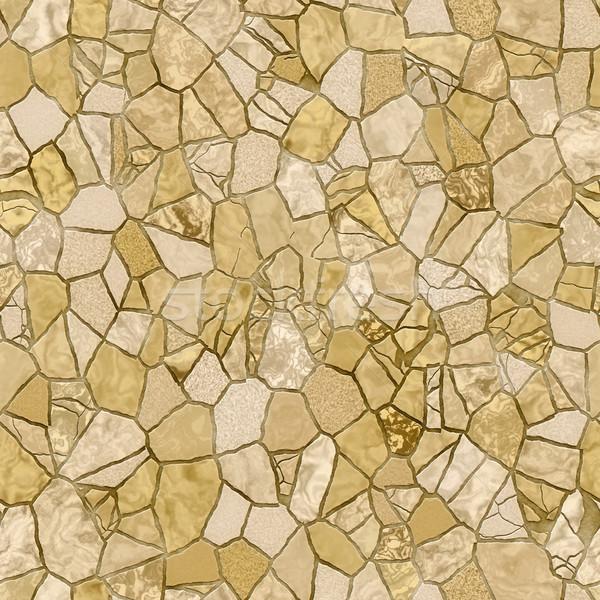 broken tiles Stock photo © magann