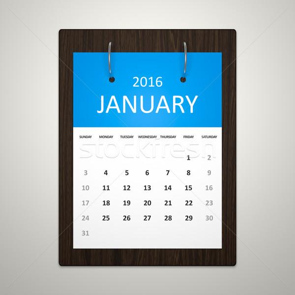 Calendar Planning Stock photo © magann