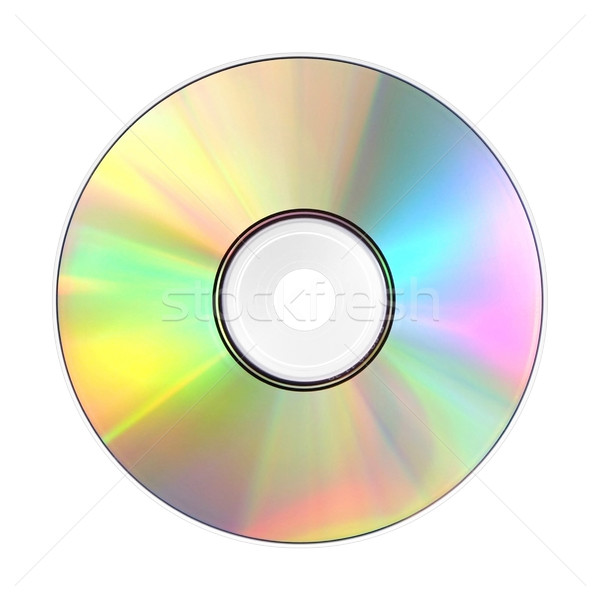 cd rom Stock photo © magann