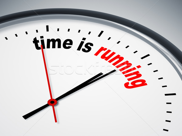 Foto stock: Tempo · corrida · imagem · bom · relógio · negócio