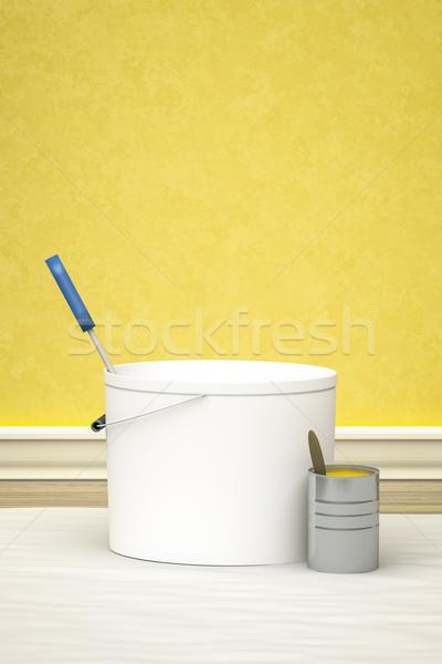 bucket Stock photo © magann