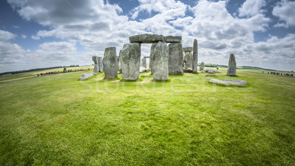 Stonehenge Stock photo © magann