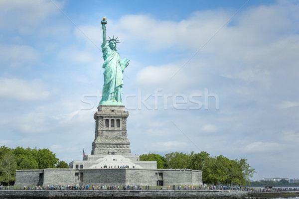 Statue of Liberty in New York Stock photo © magann