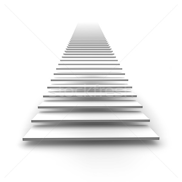 stairway to heaven Stock photo © magann
