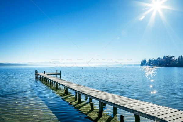 jetty Stock photo © magann
