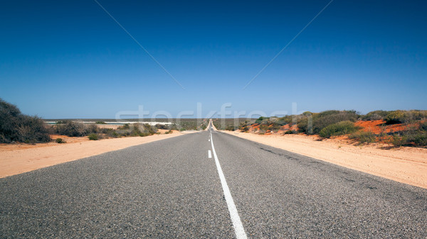 road Australia Stock photo © magann