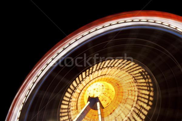Luzes movimento imagem elegante abstrato tecnologia Foto stock © magann