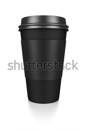 coffee to go Stock photo © magann
