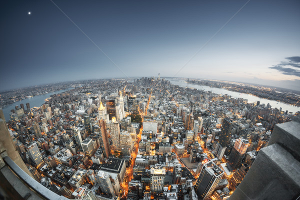 Manhattan New York Stock photo © magann