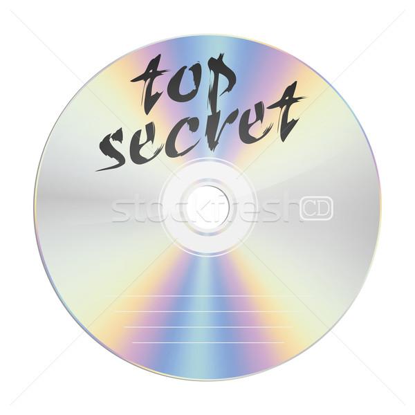 top secret Stock photo © magann