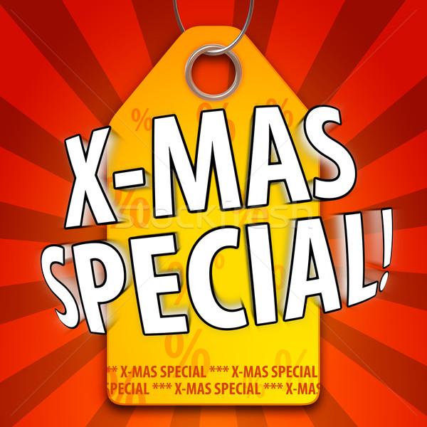 xmas special Stock photo © magann