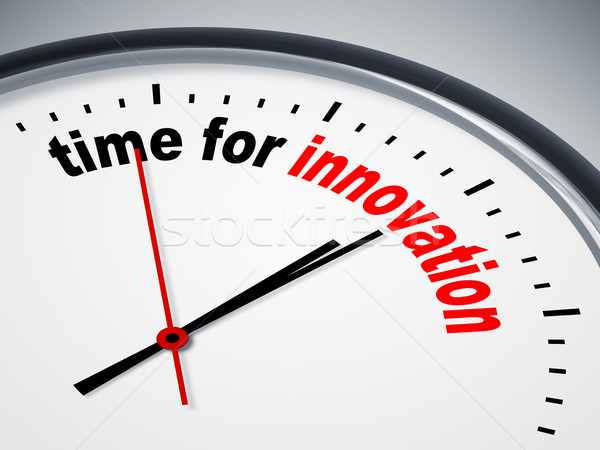 time for innovation Stock photo © magann
