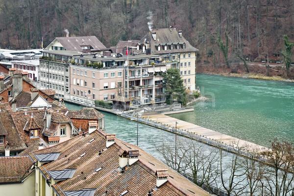 Bern Swiss Stock photo © magann