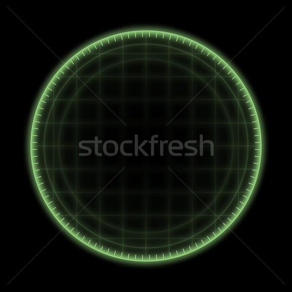 Radar Stock photo © magann