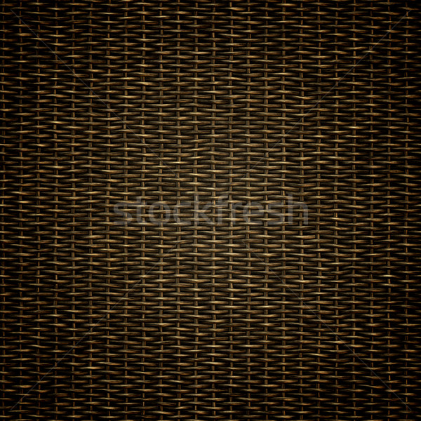 wooden weave background Stock photo © magann