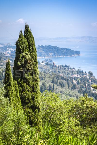 Corfu Greece Stock photo © magann