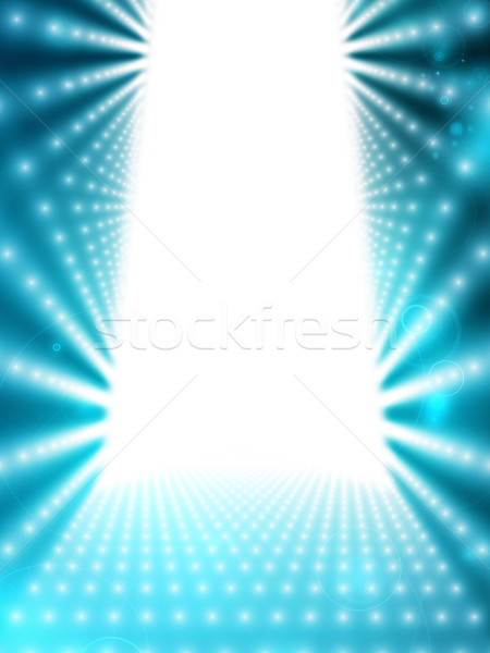 stage lights Stock photo © magann