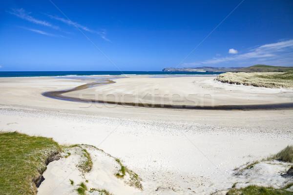 sand beach at Donegal Ireland Stock photo © magann