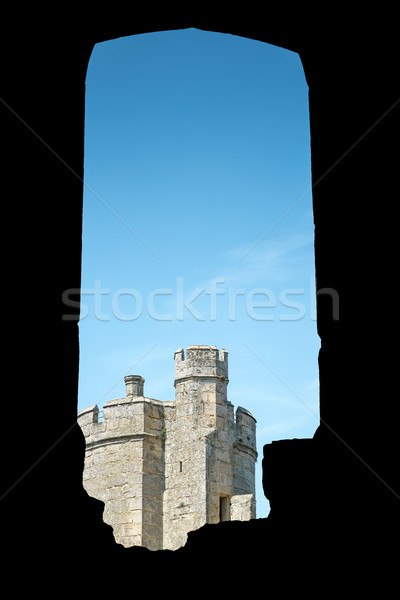 Bodiam Castle Stock photo © magann
