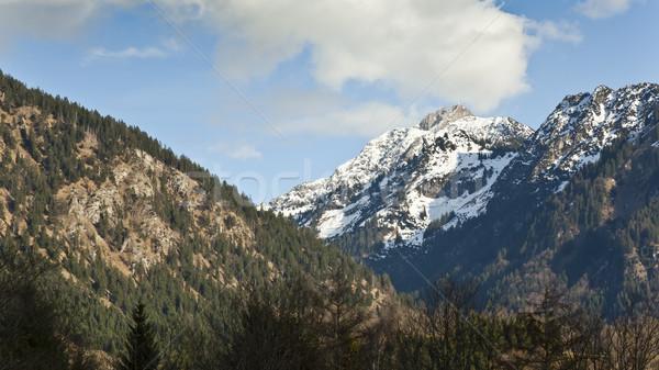 Oberstdorf Alps Stock photo © magann