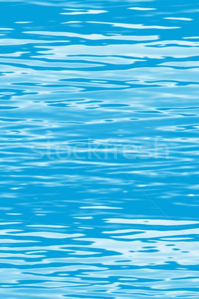 Wateroppervlak afbeelding mooie water textuur abstract Stockfoto © magann