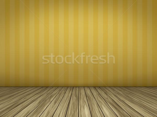 üres szoba saját tartalom ház textúra épület Stock fotó © magann