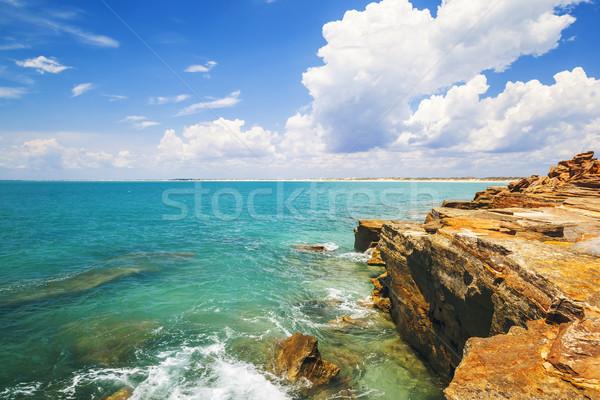 Zdjęcia stock: Australia · obraz · nice · krajobraz · wody · charakter