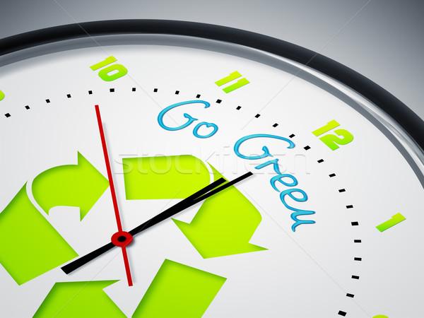 Go Green Stock photo © magann