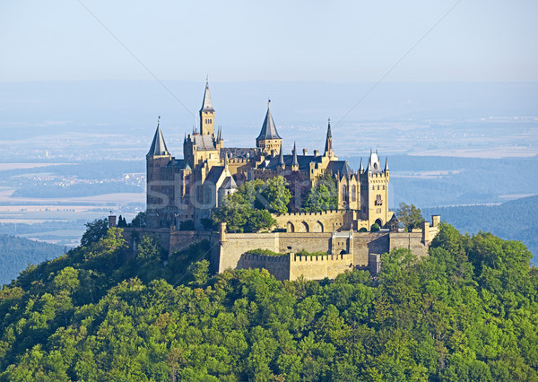 Hohenzollern Stock photo © magann