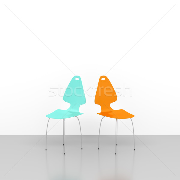 two chairs Stock photo © magann