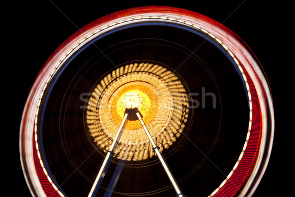 ライト 運動 画像 スタイリッシュ 抽象的な 技術 ストックフォト © magann