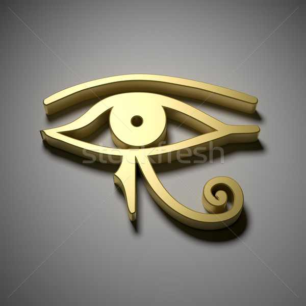 Egypt eye Stock photo © magann