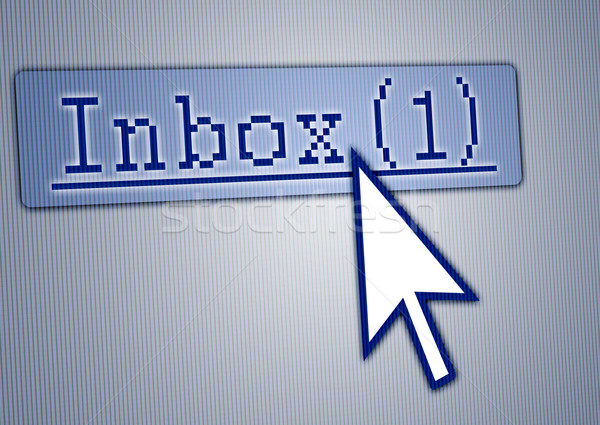 inbox Stock photo © magann