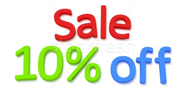 season sale Stock photo © magann