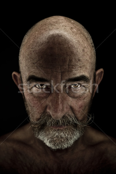 old man Stock photo © magann