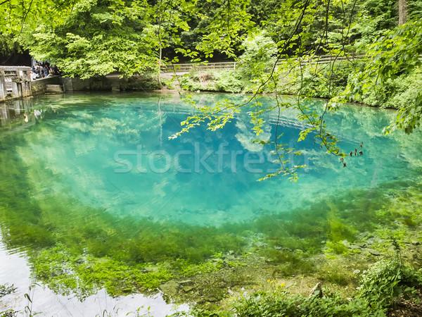 blautopf Stock photo © magann