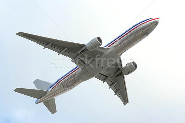 air plane Stock photo © magann