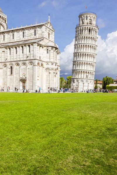 Piazza Miracoli Pisa Stock photo © magann