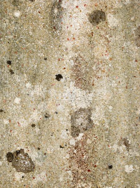 ストックフォト: 石 · テクスチャ · いい · 暗い · ブラウン · 建設