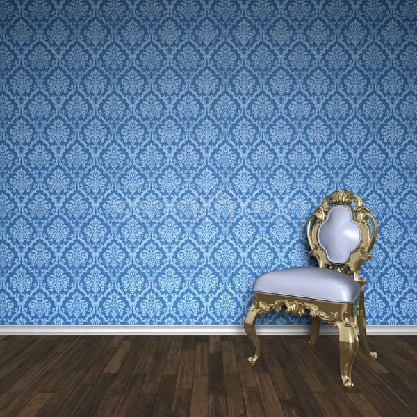 baroque room Stock photo © magann