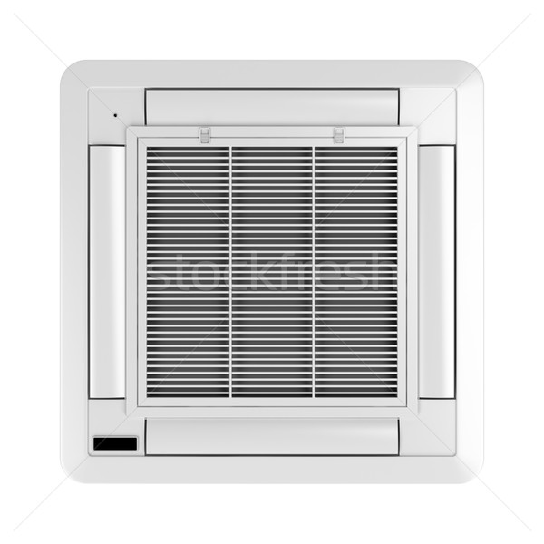 Ceiling mounted air conditioner Stock photo © magraphics