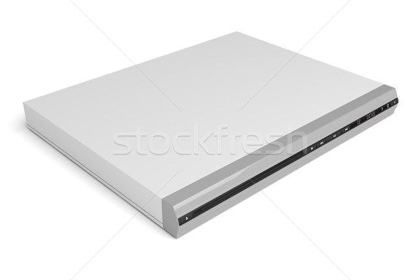 Disc player Stock photo © magraphics